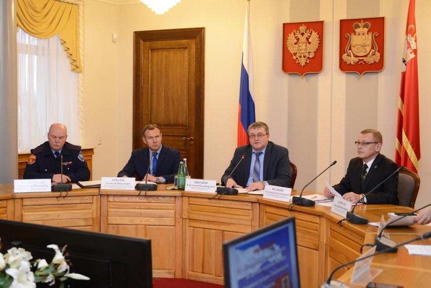 Заседание регионального Координационного совета по делам казачества прошло на Смоленщине