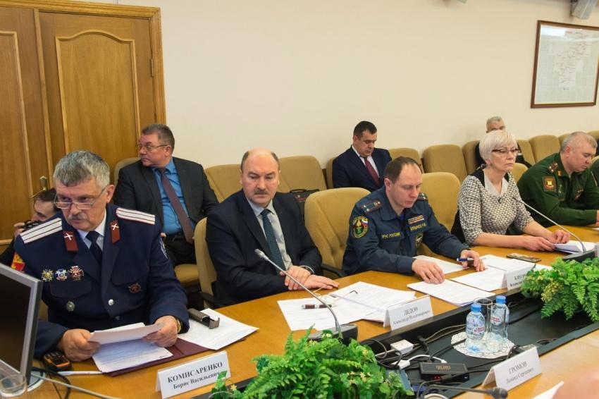 В Калужской области обсудили актуальные вопросы развития казачества