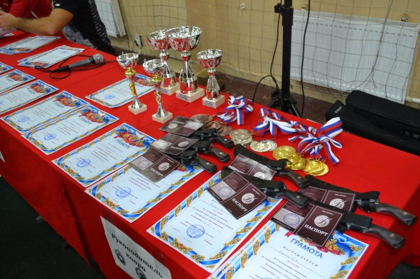 Результаты чемпионатов, проведенных на территории Кантемировской дивизии