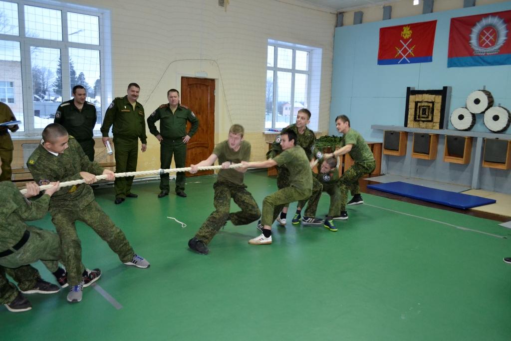 Первый кадетский слет «Доваторский рубеж» прошел в Подмосковье