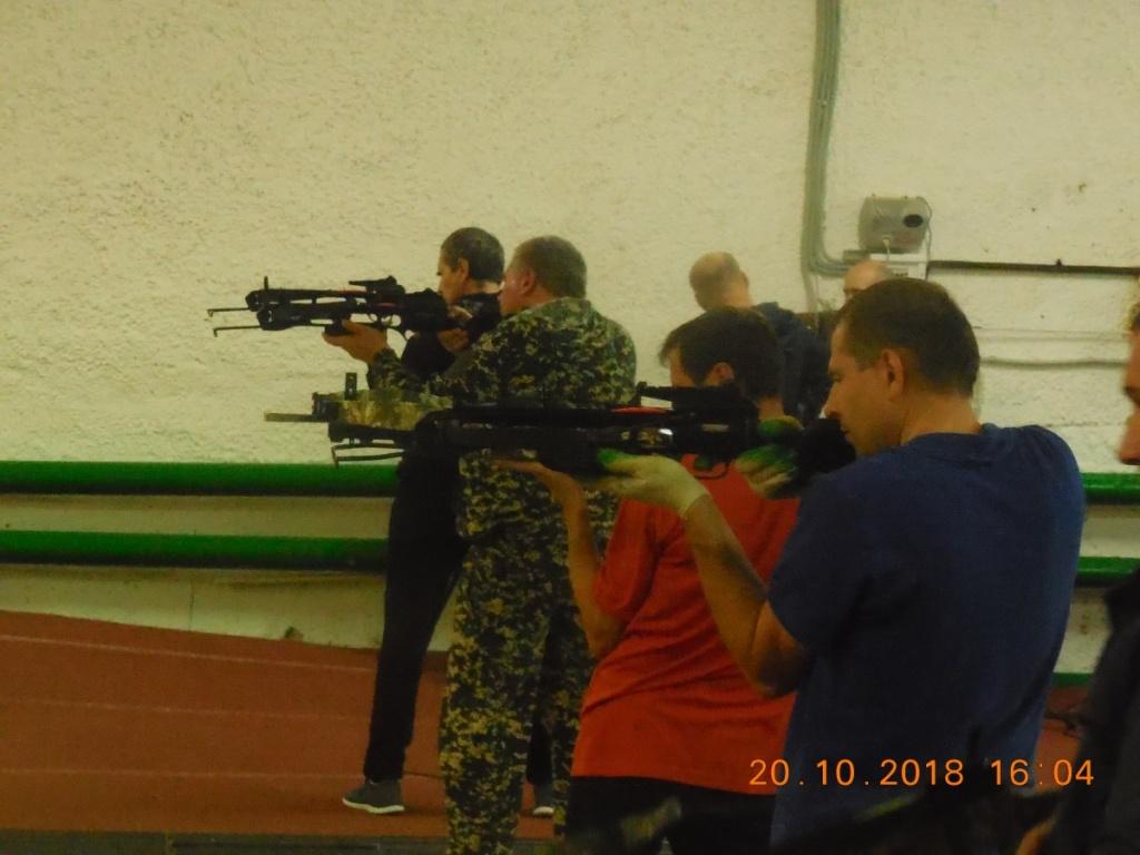 Калужские казаки стали призерами Чемпионата по стрельбе из арбалета