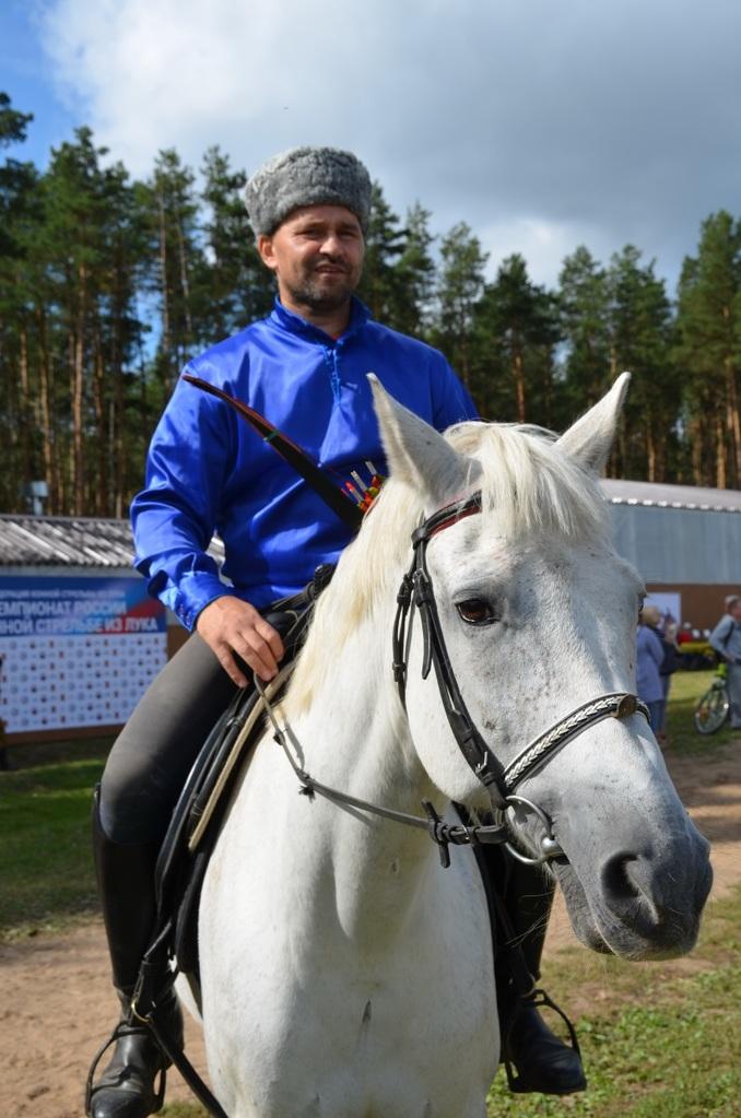 Впереди России всей, или как прошел первый Всероссийский чемпионат по конной стрельбе из лука