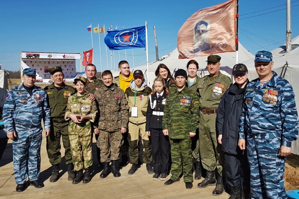 Казаки-поисковики ВКО ЦКВ приняли участие в экспедиции «Ржев. Калининский фронт»