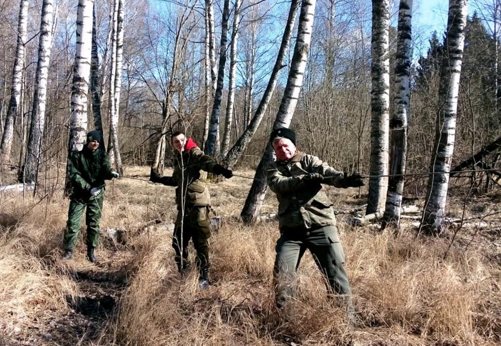 В Дмитровском районе стартовал полевой выход молодежных отрядов