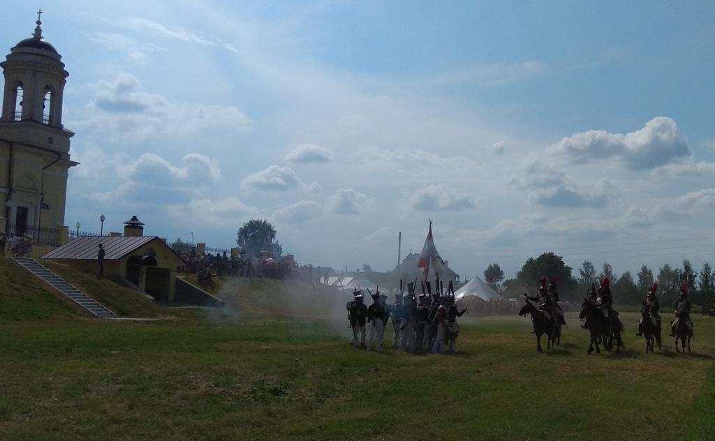 Охрану порядка на фестивале «Шкинь-Опера» обеспечили казаки