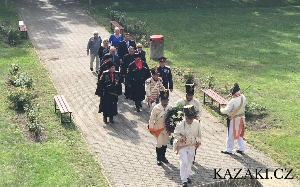 «Казачий Бивак II – 2019» и памятная акция, посвященная 206-й годовщине Битвы под Хлумцем — ( Кульм 1813г.) прошли в Северной Чехии