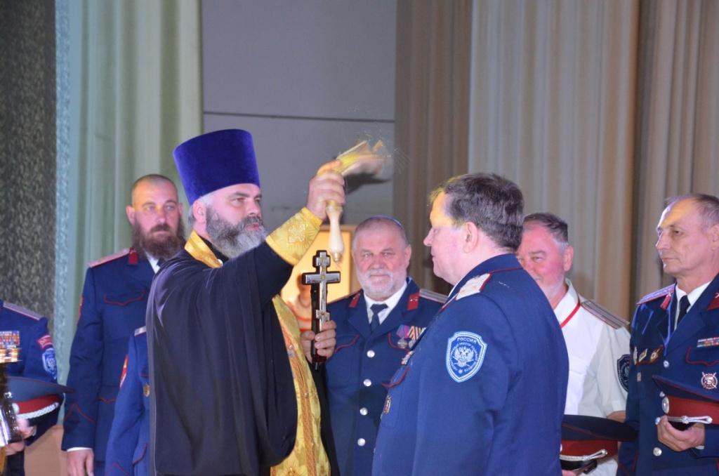Казаки Центрального казачьего войска избрали атамана на следующие пять лет
