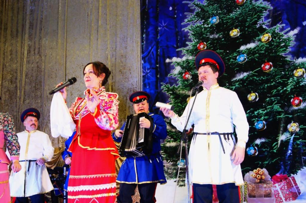 «Рождественские встречи» в Гагарине