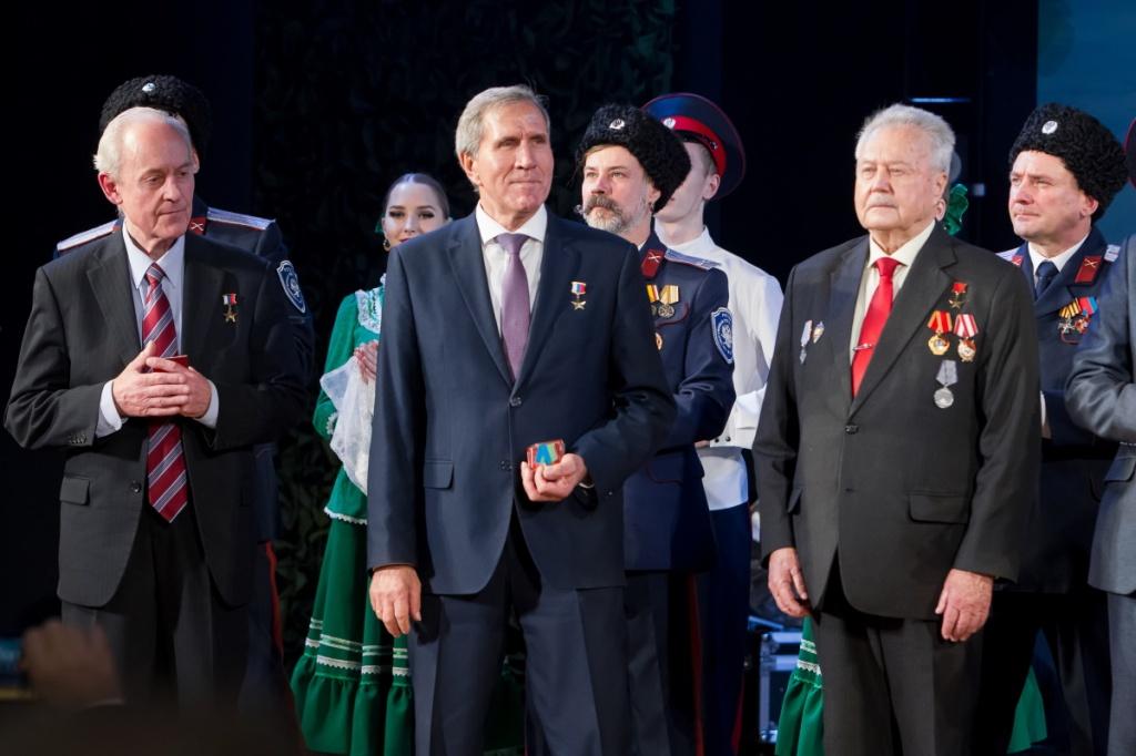 V юбилейный Фестиваль военно-патриотической песни