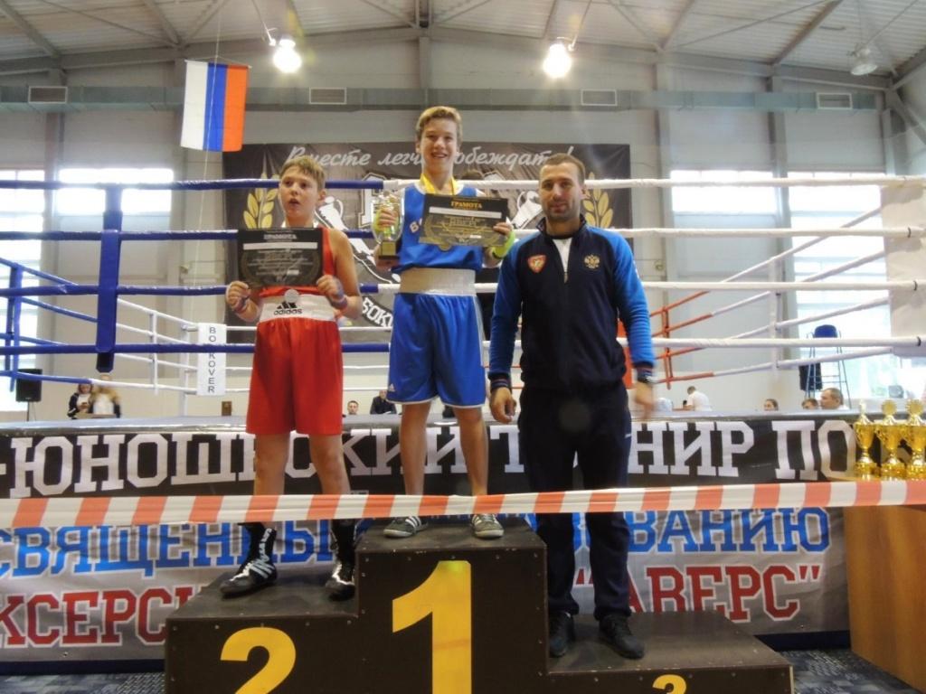 Товарковские чемпионы
