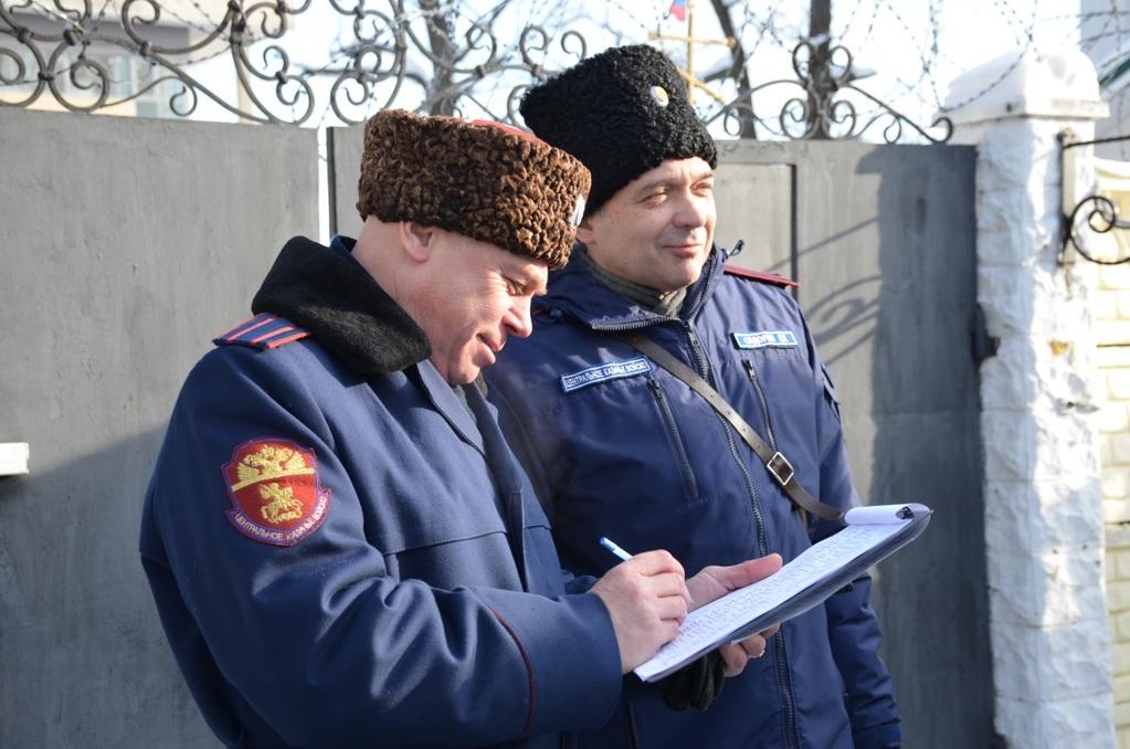 Совет атаманов ВКО ЦКВ прошел в расположении легендарной Софринской бригады