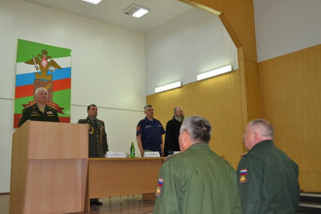 В Калуге проводили призывников