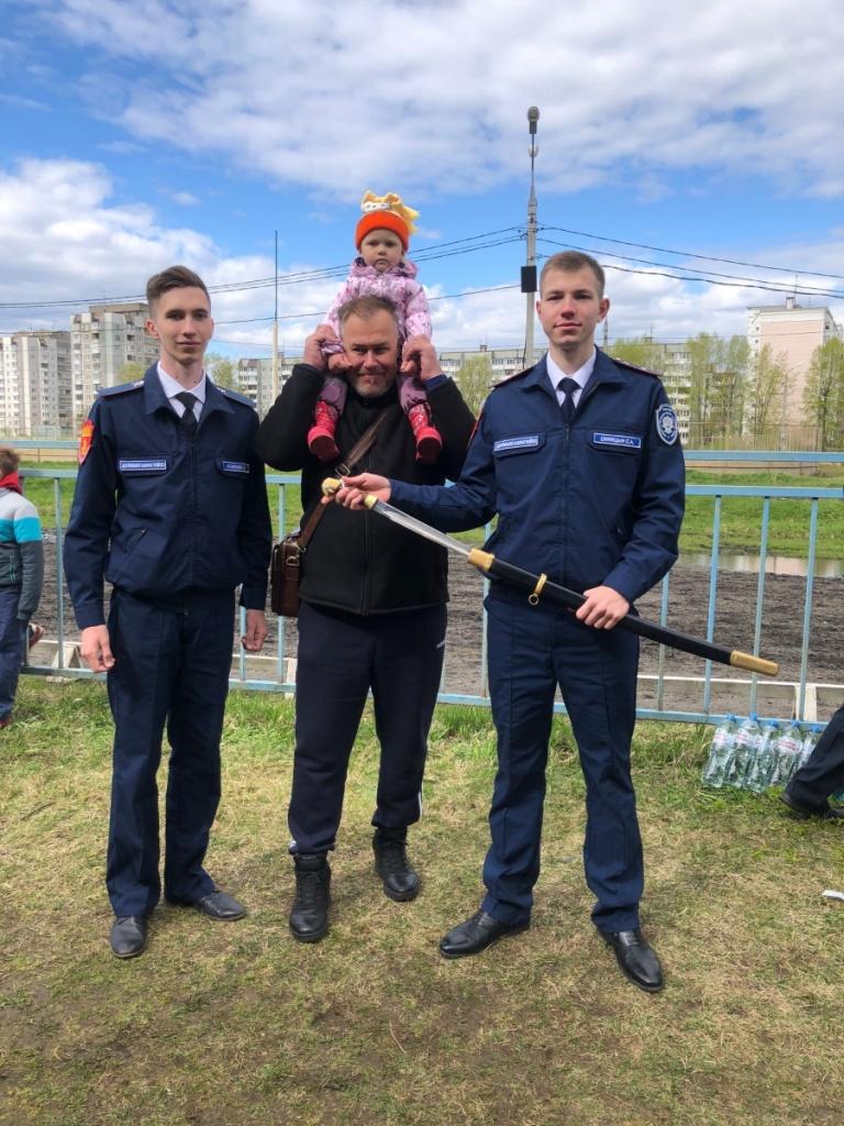 9 мая на Тверском областном ипподроме состоялась концертная программа, посвящённая празднованию 76-летия Победы в Великой Отечественной войне